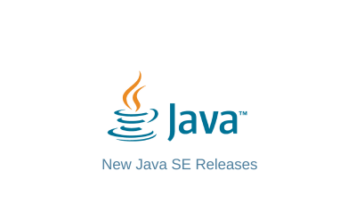 Java SE Releases
