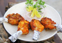 Chicken Tangri Kebab