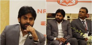 Janasena with NRI doctors